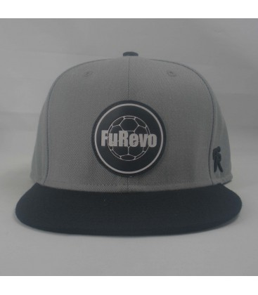 FUREVO Snapback grey/black
