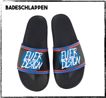 Slippers with Logo