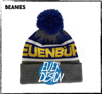 Beanies with Logo