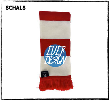 Scarfs with Logo