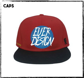 Caps with Logo